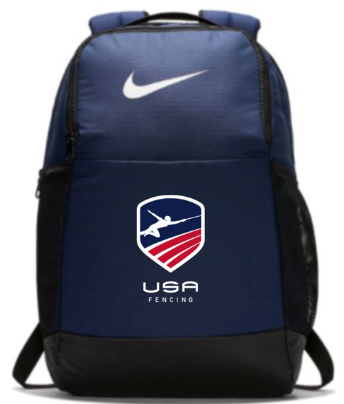 Nike USAF Brasilia Backpack - Navy