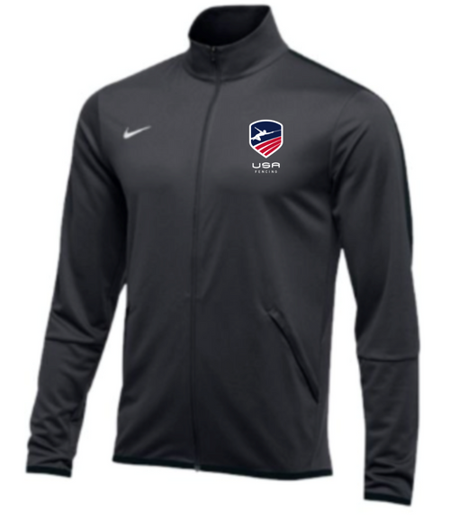 Nike Men's USAF Epic Jacket - Anthracite