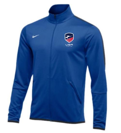 Nike Men's USAF Epic Jacket - Royal/Anthracite