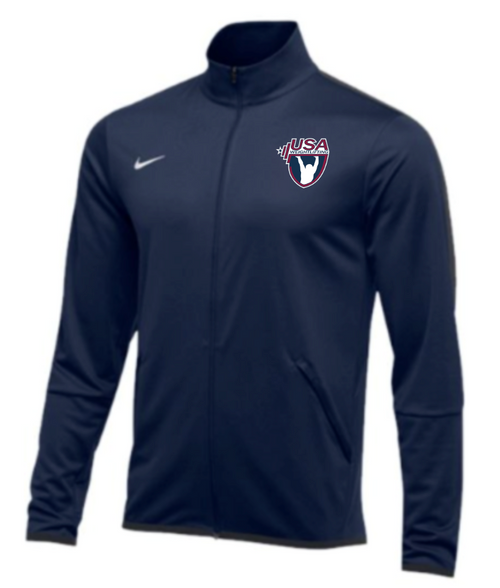 Nike Men's USAW Epic Jacket - Navy/Anthracite