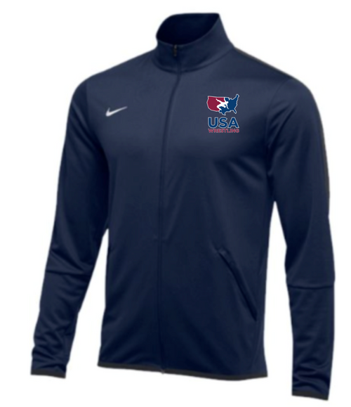 Nike Men's USAWR Epic Jacket - Navy/Anthracite