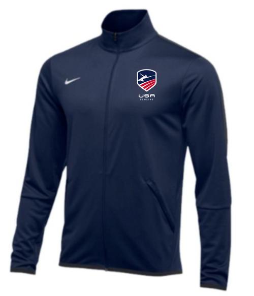 Nike Men's USAF Epic Jacket - Navy/Anthracite