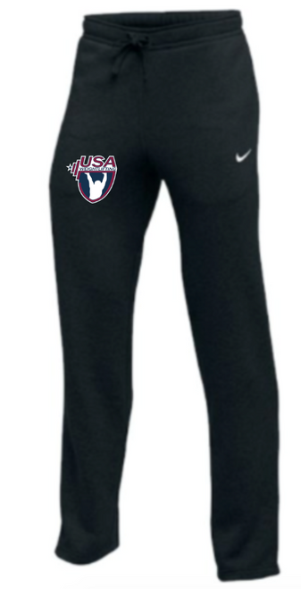 Nike Men's USAW Club Fleece Pant - Black