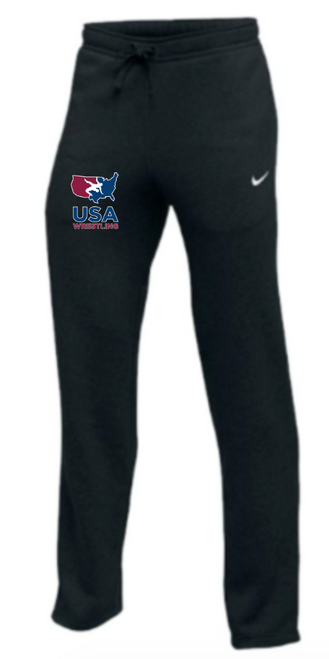 Nike Men's USAWR Club Fleece Pant - Black