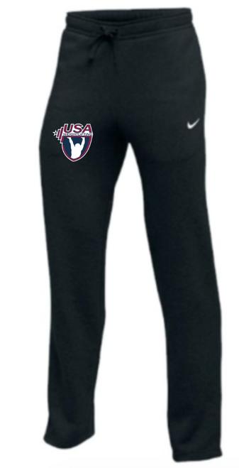 Nike Youth USAW Club Fleece Pant - Black