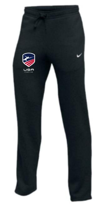 Nike Youth USAF Club Fleece Pant - Black