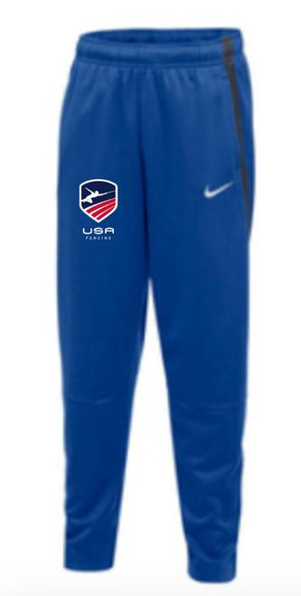 Nike Youth USAF Epic Pant - Royal