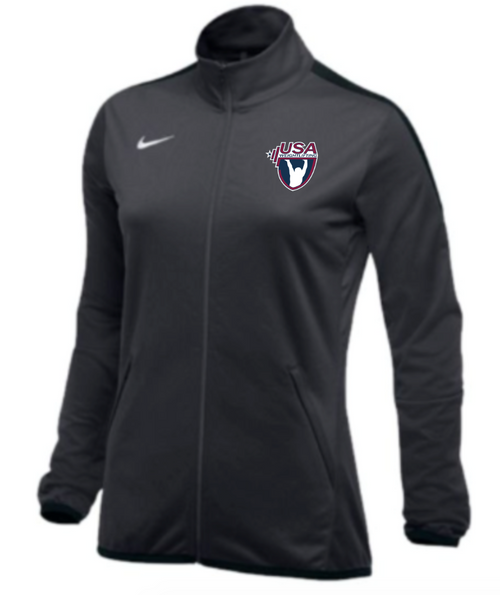 Nike Women's USAW Epic Jacket - Anthracite