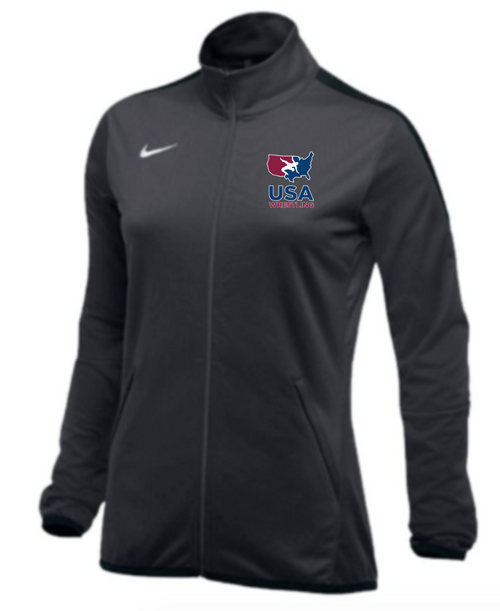 Nike Women's USAWR Epic Jacket - Anthracite