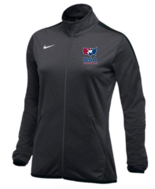 Nike Women's USAWR Epic Jacket - Anthracite