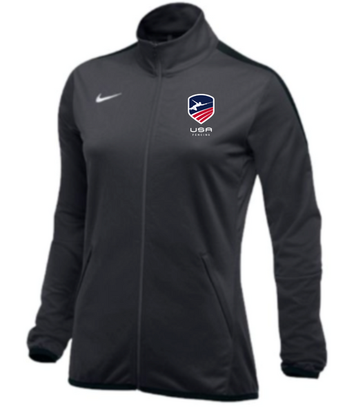 Nike Women's USAF Epic Jacket - Anthracite