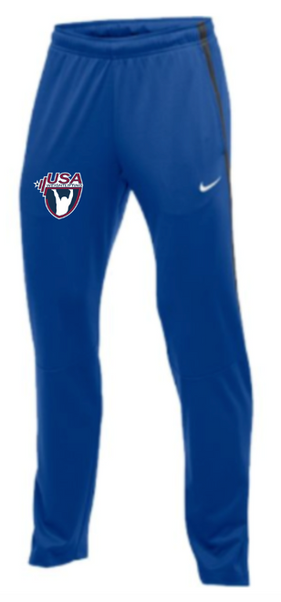 Nike Men's USAW Epic Pant - Royal/Anthracite