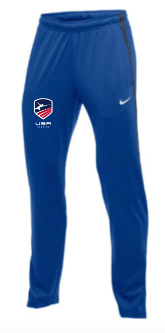 Nike Men's USAF Epic Pant - Royal/Anthracite