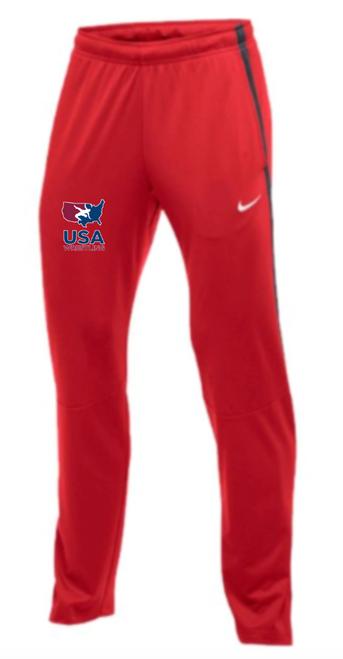 Nike Men's USAWR Epic Pant - Scarlet/Anthracite