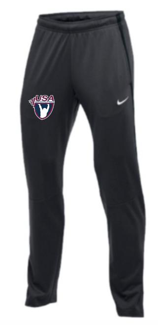 Nike Men's USA Weightlifting Epic Pant - Anthracite