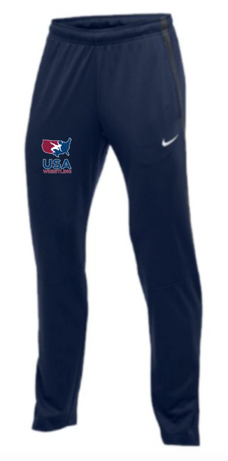 Nike Men's USAWR Epic Pant - Navy/Anthracite