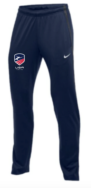 Nike Men's USAF Epic Pant - Navy/Anthracite