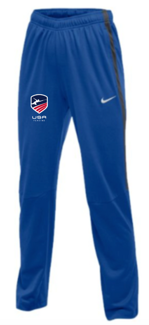 Nike Women's USAF Epic Pant - Royal/Anthracite