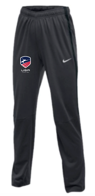 Nike Women's USAF Epic Pant - Anthracite