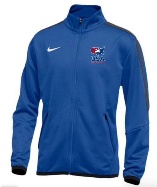 Nike Youth USAWR Epic Jacket - Royal