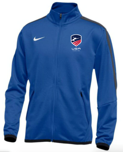Nike Youth USAF Epic Jacket - Royal