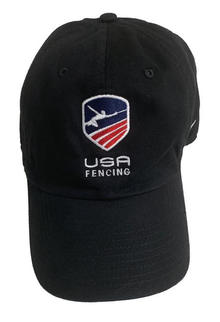 Nike USAF Campus Cap - Black