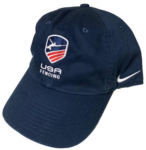 Nike USAF Campus Cap - Navy