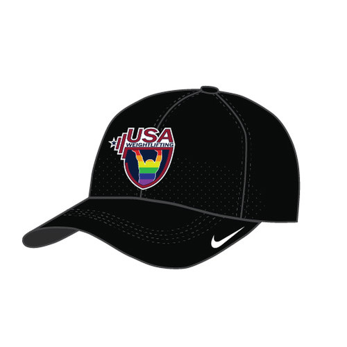 Nike USAW Pride L91 Adjustable Cap - Black
