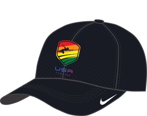 Nike USAF Pride L91 Adjustable Cap - Black