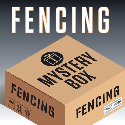 Men's Fencing 3-Piece Tee Mystery Box - Multi Color
