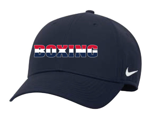 Nike Boxing Campus Cap - Navy/Red/White