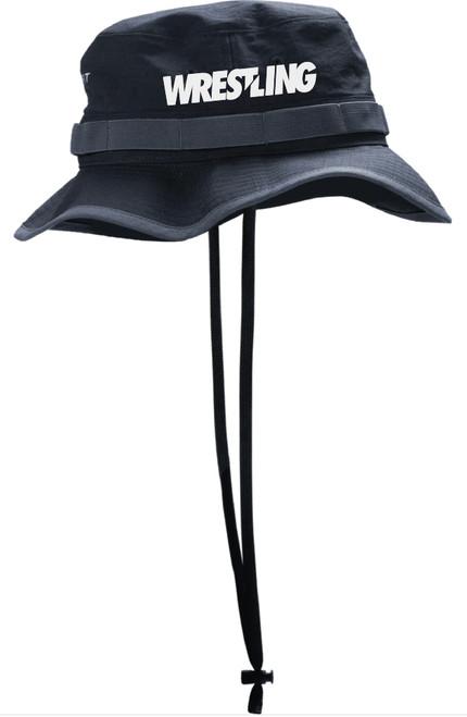 Nike Wrestling Dri-Fit Bucket Hat - Black/Grey/White