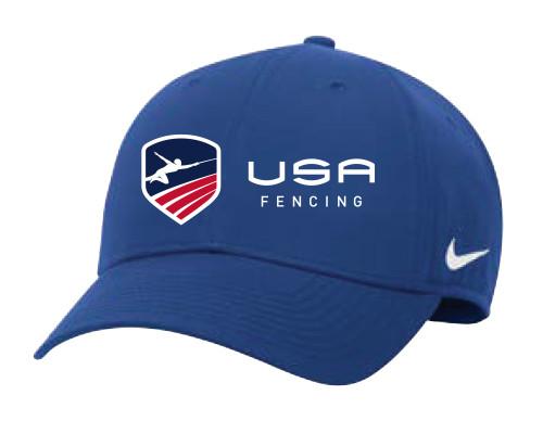 Nike USAF Campus Cap - Royal