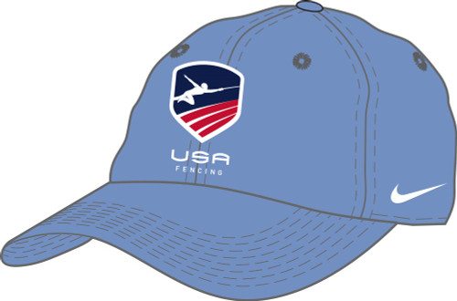 Nike USAF Campus Cap - Valor Blue