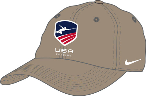 Nike USAF Campus Cap - Khaki