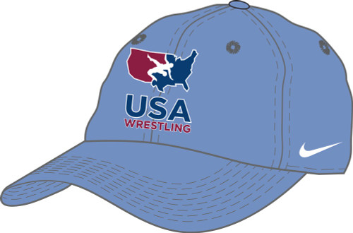 Nike USAWR Campus Cap - Valor Blue