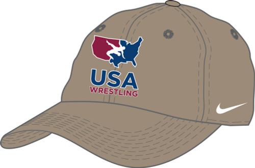 Nike USAWR Campus Cap - Khaki