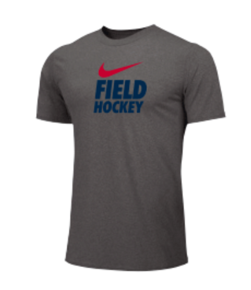 Nike Men's Field Hockey Tee - Grey