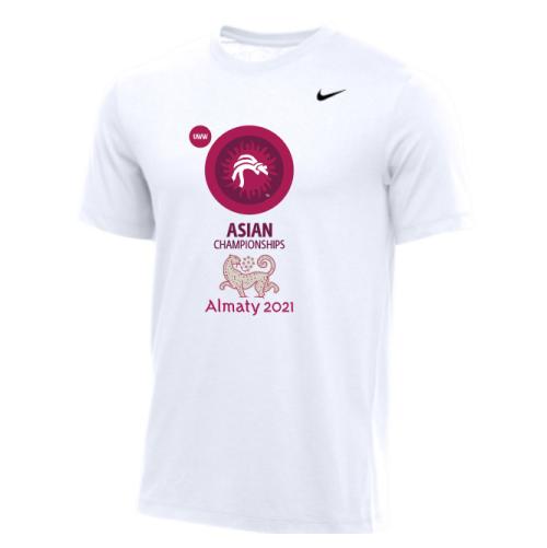 Nike Men's UWW Asian Championships Tee - White