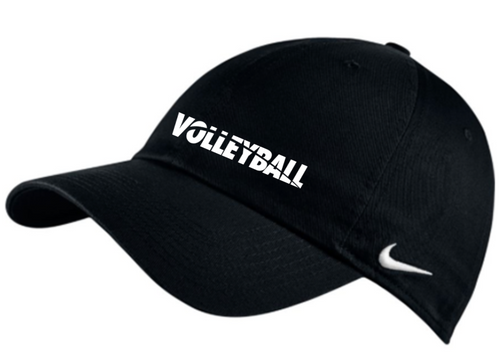Nike Volleyball Campus Cap - Black