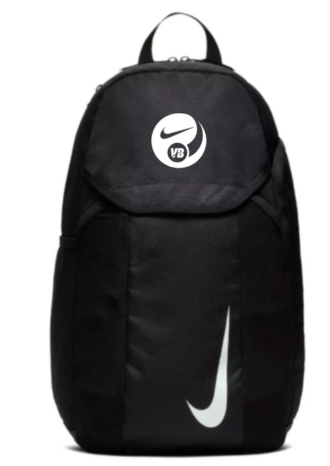 Nike Volleyball Academy Backpack - Black/White