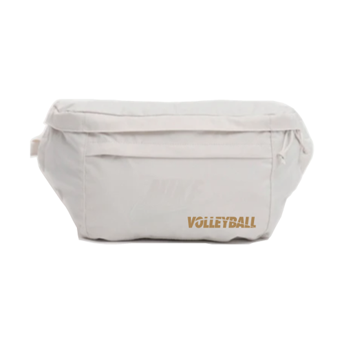 Nike Volleyball Tech Hip Pack - White/Gold