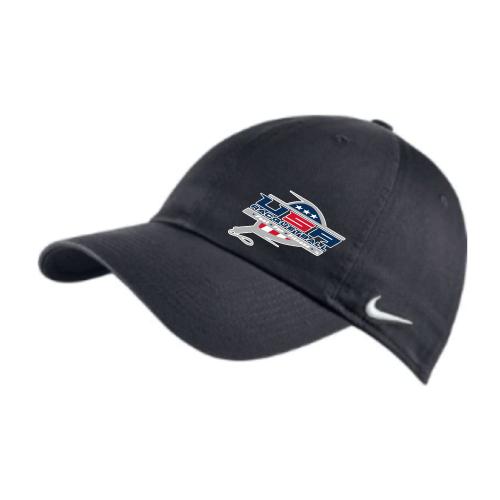 Nike USA Racquetball Campus Cap - Grey