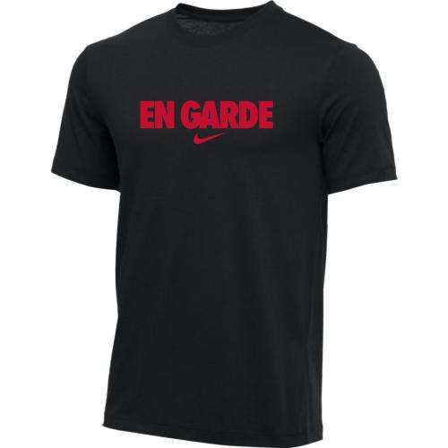 Nike Men's Fencing En Garde Tee - Black