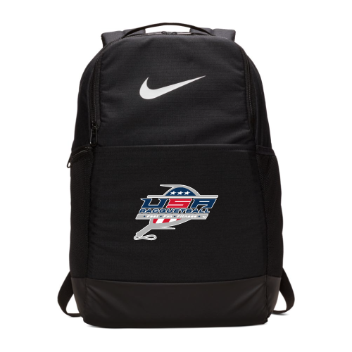 Nike USA Racquetball Brasilia Backpack - Black