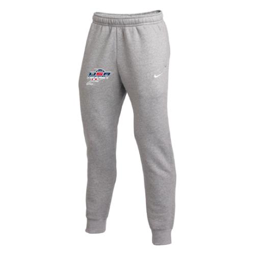 Nike Men's USA Racquetball Club Fleece Pant - Grey