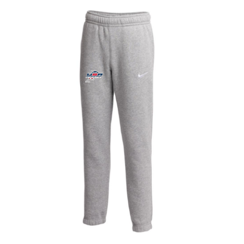 Nike Youth USA Racquetball Club Fleece Pant - Grey