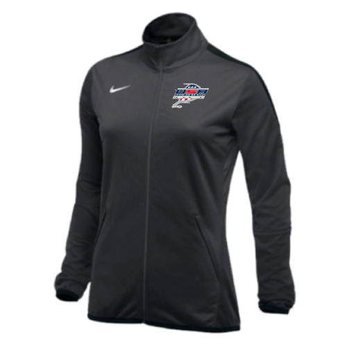 Nike Women's USA Racquetball Epic Jacket - Anthracite