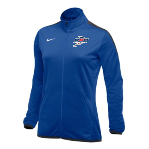 Nike Women's USA Racquetball Epic Jacket - Royal/Anthracite