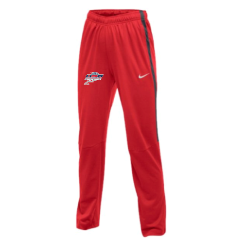 Nike Women's USA Racquetball Epic Pant - Scarlet/Anthracite